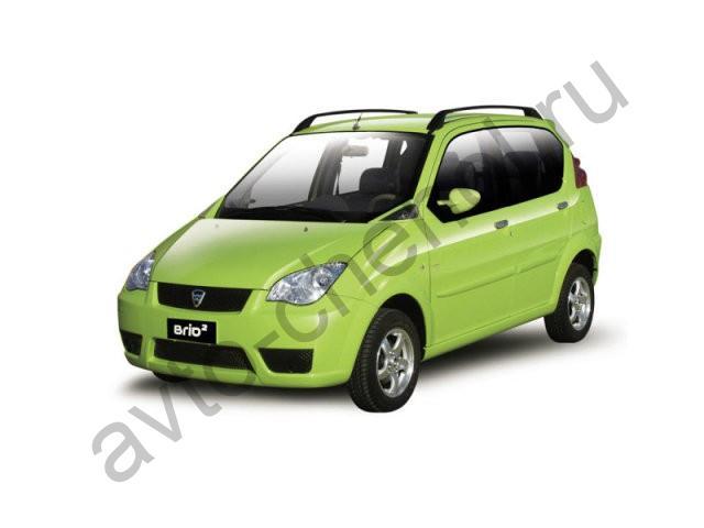 Авточехлы HAFEI BRIO (2002-2010)