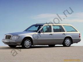 Авточехлы Mercedes W 124 универсал 1985-1995