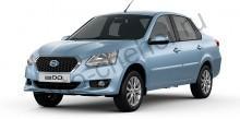 Кузов - Коврики Datsun ON-DO с 2014+