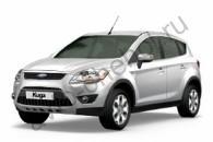 Кузов - Коврики Ford Kuga Trent (2008-2012)