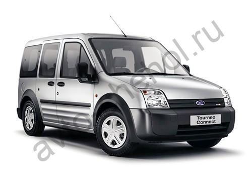 Коврики Ford Tourneo 1/2 (2003-2013)