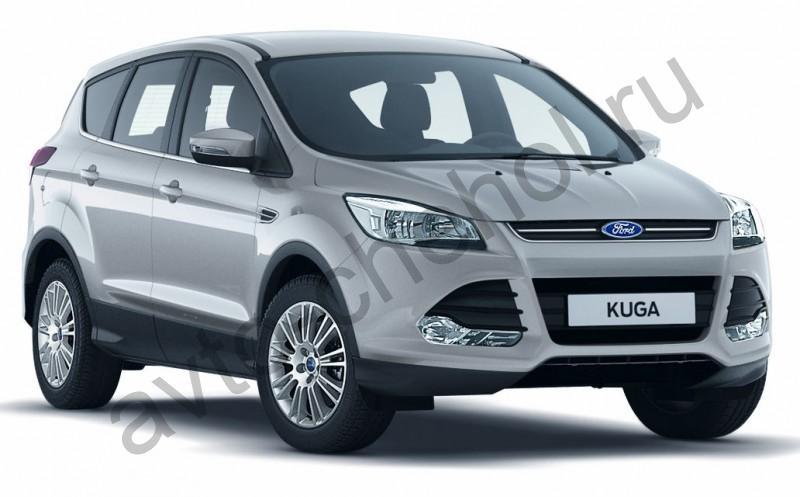 Коврики Ford Kuga 2 Trend (2012+)