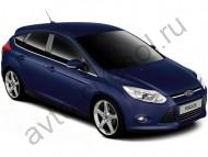 Авточехлы Ford Focus 3 Trend Sport, Titanium 2011+