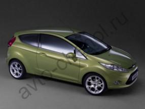 Авточехлы Ford Fiesta (2008-2015)