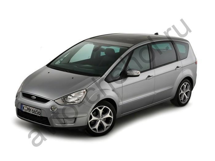 Коврики Ford S-max (2006+)