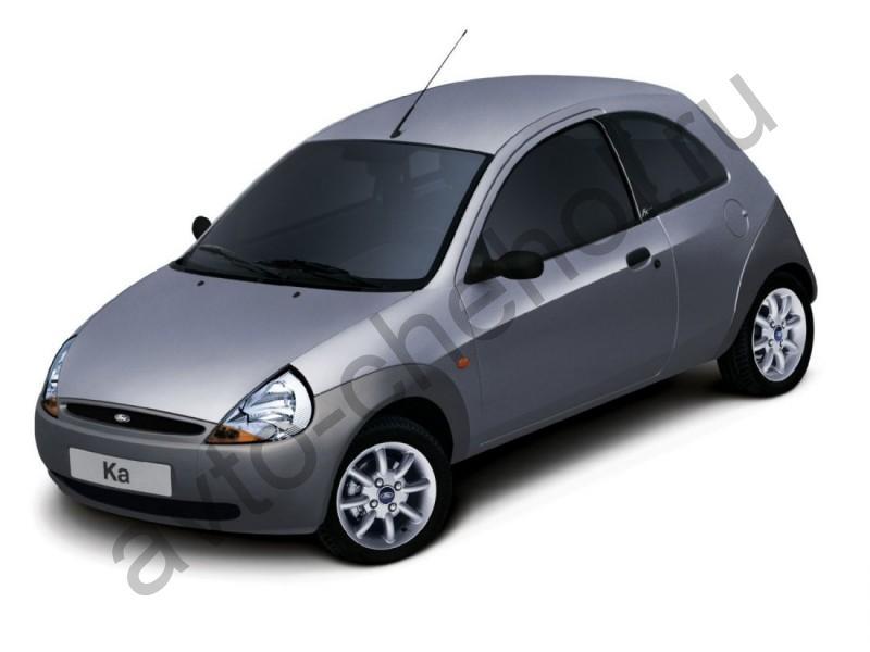 Коврики Ford KA 1996-2008
