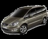 Кузов - Авточехлы Ford Galaxy 2 (2006+)