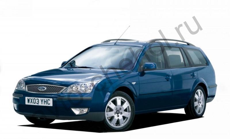 Авточехлы Ford Mondeo 3 универсал (2000-2007)