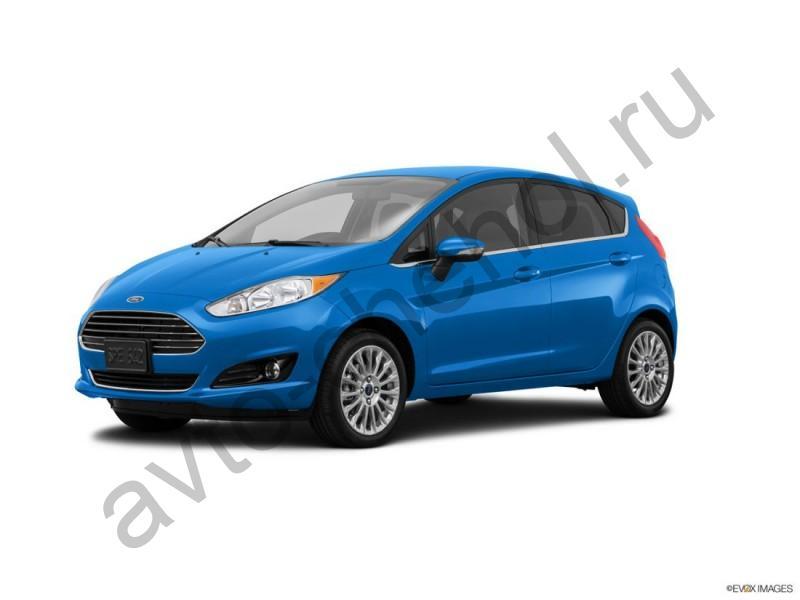 Авточехлы Ford Fiesta (2015-2021)