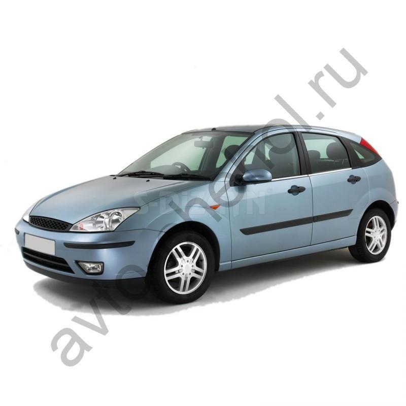 Авточехлы Ford Fiesta (2001-2009)