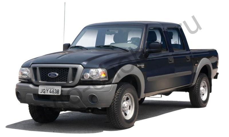 Авточехлы Ford Ranger ll (2006-2011)