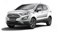 Кузов - Авточехлы Ford EcoSport  (2017-2021)