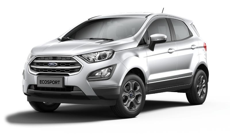 Авточехлы Ford EcoSport-2 2017+