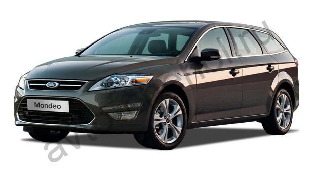 Коврики Ford Mondeo 4 универсал (2007-2014)
