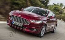 Кузов - Коврики Ford Mondeo 5 (2014+)