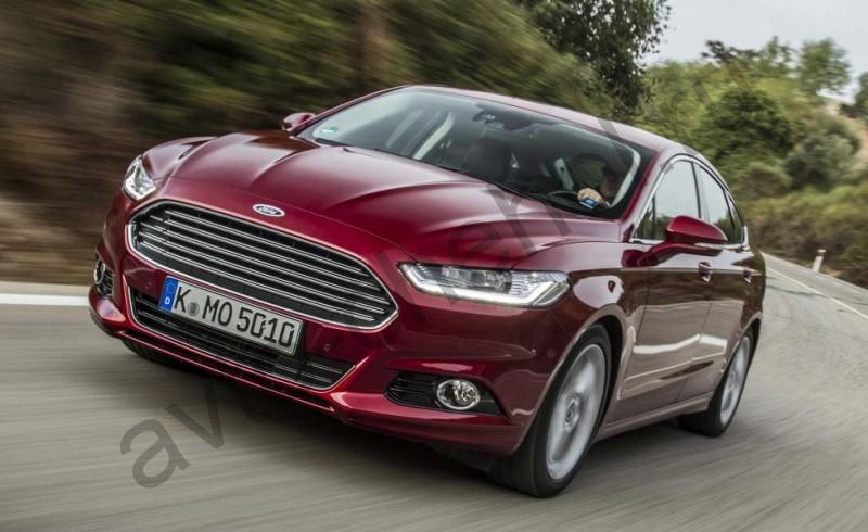 Коврики Ford Mondeo 5 (2014+)