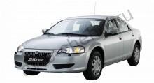 Кузов - Авточехлы ГАЗ ВОЛГА SIBER (2008-2010)