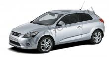 Кузов - Авточехлы Kia Pro Ceed I (2006-2012)