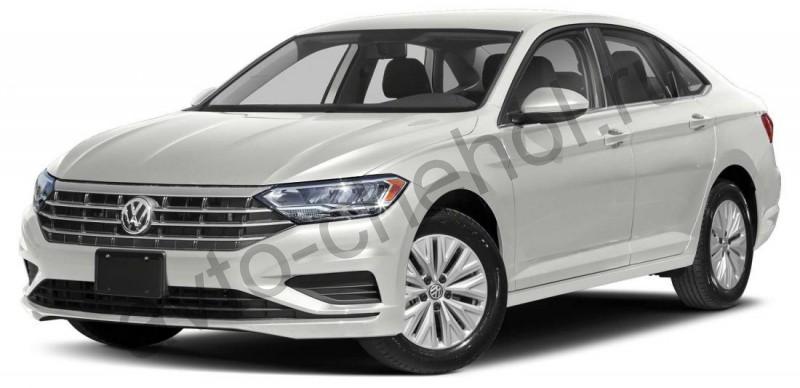 Авточехлы Volkswagen Jetta VII (2018-2021)