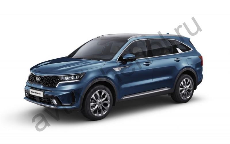 Авточехлы Kia Sorento IV (2020-2021)