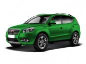 Кузов - Авточехлы Geely Emgrand X7 (2011-2021)