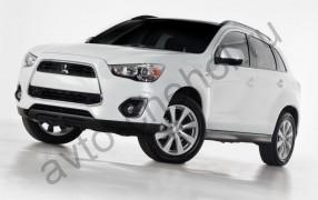 Авточехлы Mitsubishi ASX 2010+