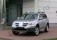 Кузов - Коврики Mitsubishi Outlander I 2003-2008