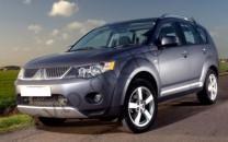 Кузов - Коврики Mitsubishi Outlander XL  2006-2012