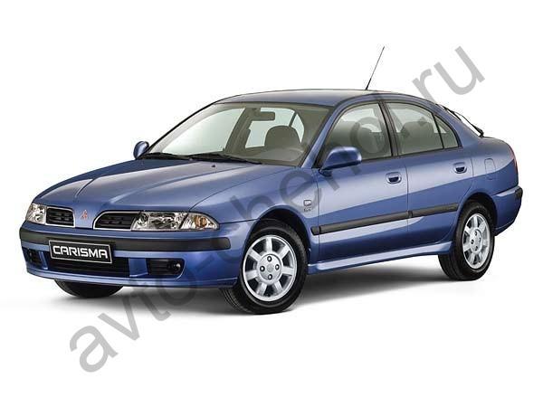 Коврики Mitsubishi Carisma sedan 1995-2005