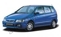 Кузов - Авточехлы Mitsubishi Space Star 1998-2004