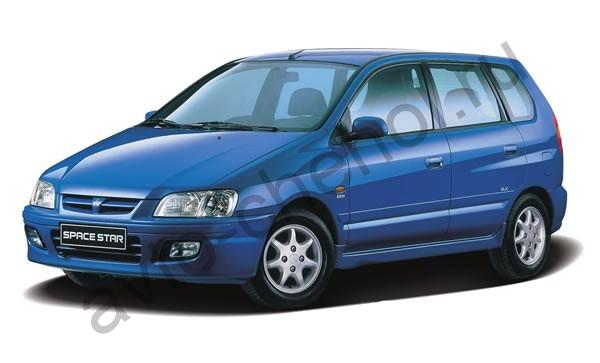 Коврики Mitsubishi Space Star 1998-2004