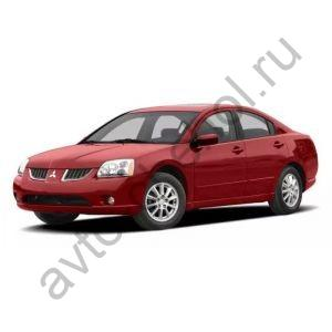 Авточехлы Mitsubishi Galant IX (2003-2012)
