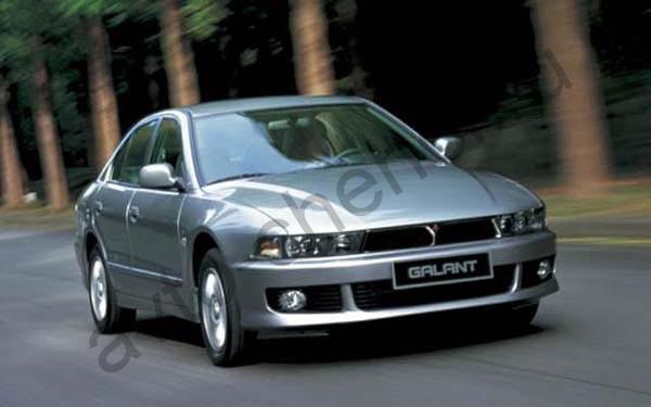 Коврики Mitsubishi Galant 1996-2004