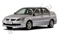 Кузов - Авточехлы Mitsubishi Lancer IX sedan (2000-2010)