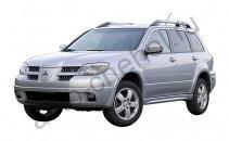 Кузов - Авточехлы Mitsubishi Outlander I 2003-2008