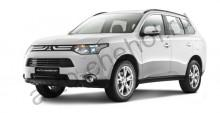 Кузов - Авточехлы Mitsubishi Outlander III 2012-2019г