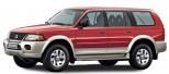 Коврики Mitsubishi Pajero Sport I 1998-2008