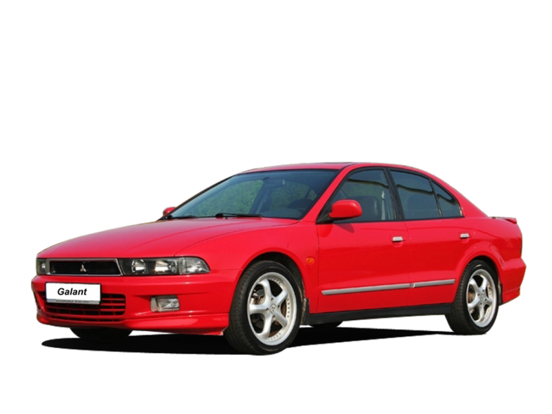 Авточехлы Mitsubishi Galant VIII (1996-2006)