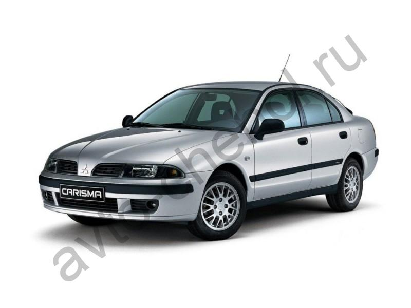 Авточехлы Mitsubishi Carisma хэтчбек (1995-2004)