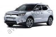 Кузов - Авточехлы Ssangyong Tivoli (2015-2021)