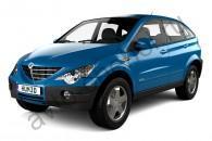 Кузов - Авточехлы SsangYong Actyon I (2005-2011)