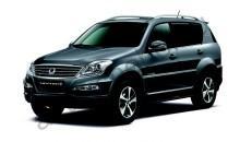 Кузов - Авточехлы SsangYong Rexton III (2012-2017)