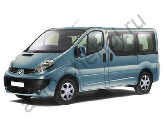 Авточехлы Renault Trafic X83 8 мест (2001-2014)