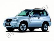 Авточехлы Suzuki Grand Vitara 3дв. 1997-2006