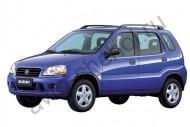 Коврики Suzuki Ignis 2000-2006