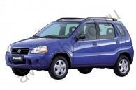 Кузов - Авточехлы Suzuki Ignis 2000-2006