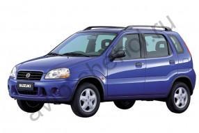 Авточехлы Suzuki Ignis 2000-2006