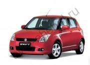 Кузов - Коврики Suzuki Swift III-IV 2004+