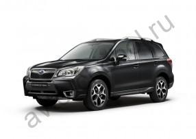 Авточехлы Subaru Forester IV 2012+