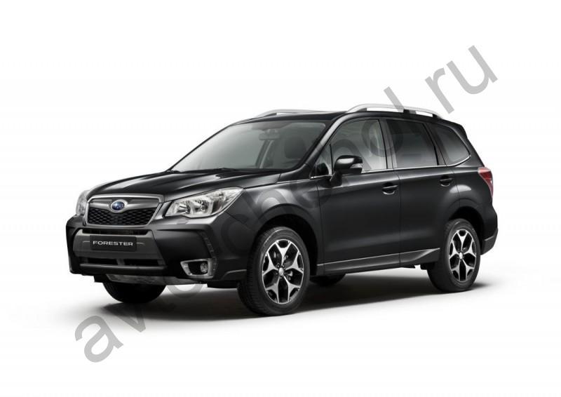 Коврики Subaru Forester IV 2012+